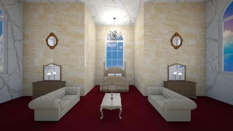 fairytale bedroom - by designermap