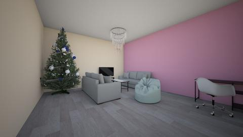 Living Room - Living room - by ally cat