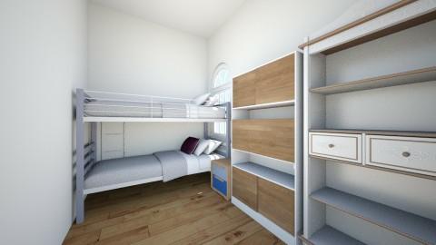 tomorrow - Bedroom - by fernanda urrea