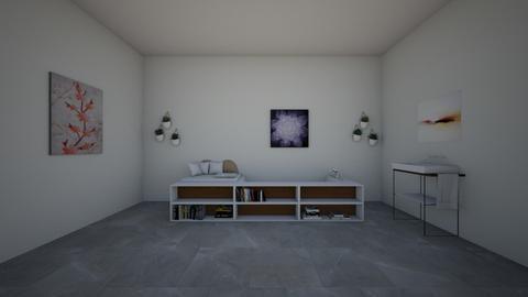 Spa  Centred Bathroom - by 123aimz