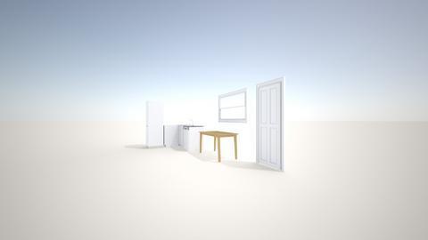 kitchen - Kitchen - by Tamatuna