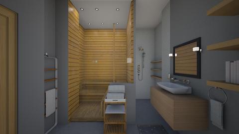 sauna ligth - by Sepiadekor