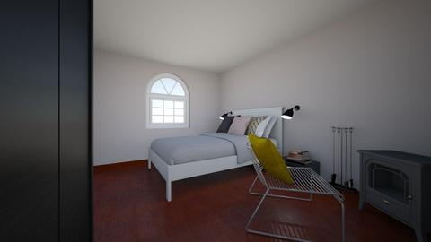 Saukkonen_MH - Bedroom - by Essi_eames