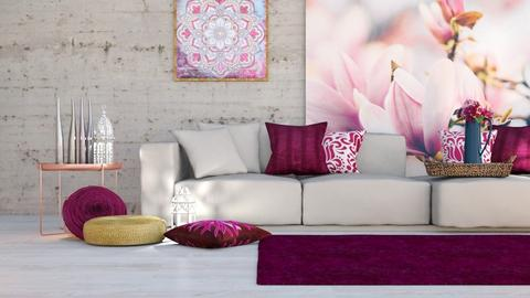 playful - Living room - by Sirtzuu93