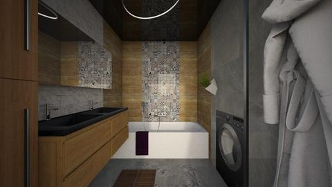 test3 - Bathroom - by yulamalina