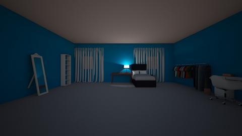 NEWROOM2019 - Bedroom - by JaniadTorrence