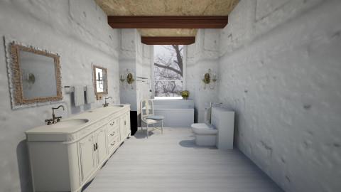 Bathroom Rustic - Eclectic - Bathroom - by NaMn Mehta_388