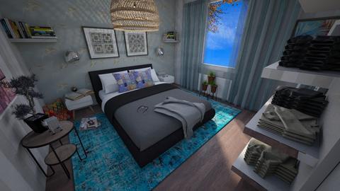 Small bedroom - Bedroom - by edDesign
