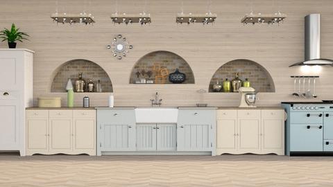 526 - Kitchen - by Jade Autumn
