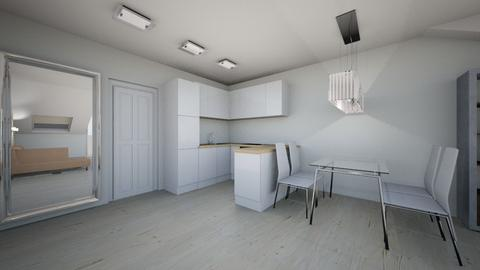 ZS - Kitchen - by adrikov10