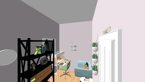 JC acctual room - Bedroom - by LexieB123