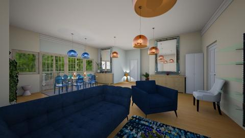 living panu - Modern - Living room - by Vela