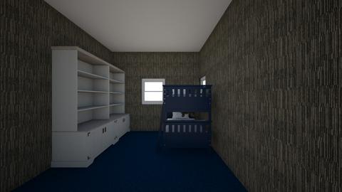 Kids bedroom 4th period - Kids room - by 425436