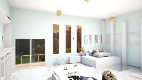 door - Glamour - Bedroom - by Marta Morales