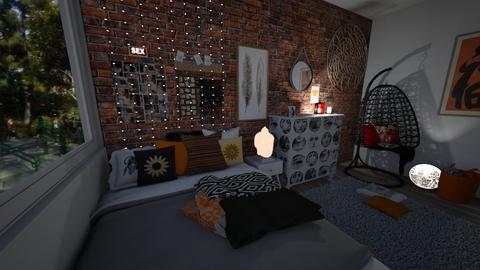 Projeto A1 - Bedroom - by high_hopes