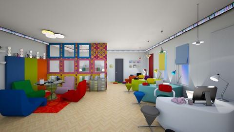 boho office my design - by nat mi