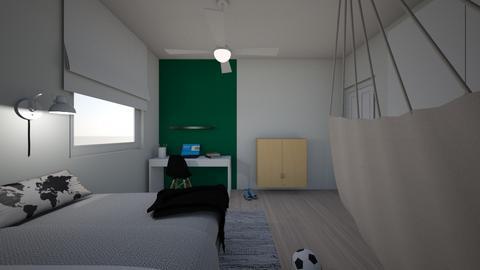 Ido Peek 92 - Kids room - by erlichroni
