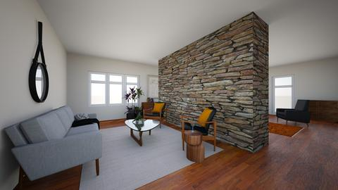 BERDAN - Living room - by TomBerlangero