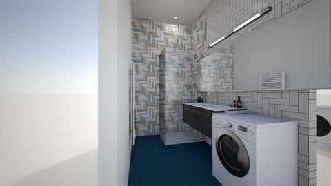 N - Bathroom - by adrikov10