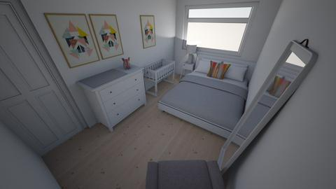 bed 1 - Bedroom - by Jennifer Gunn_94