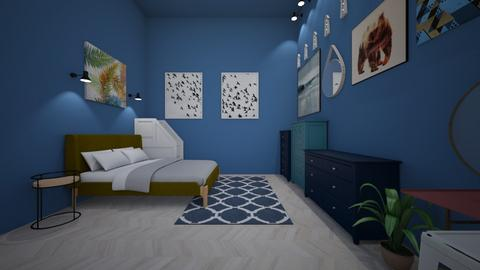 My Bedroom Aug 2019 - Modern - Bedroom - by Pretzel2008