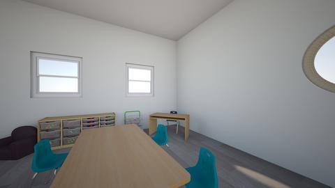 Brittanys Classroom - Kids room - by ZQBBPPRRXYMGPXWTLBJNMEGXDTNRKLK
