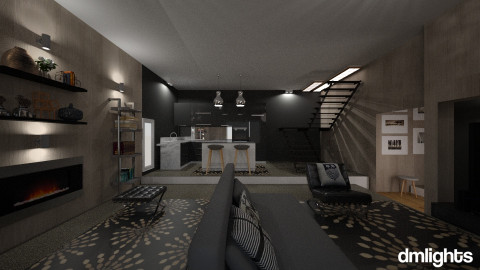 kjgndlk - Living room - by DMLights-user-1009483