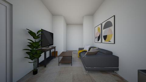 Flat 3 Gabriels Court - Modern - Living room - by mcklwhor