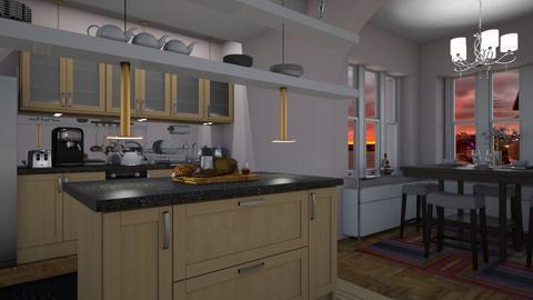 MCM Kitchen - by Nova