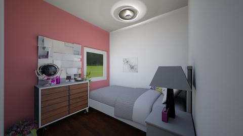 Yates Room - Modern - Bedroom - by Isaacarchitect