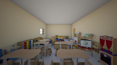 My Classroom View 1 - Kids room - by APHRREPCPGPDADKGJXWWVNUBDHBXUXR