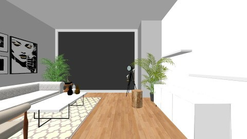 hyper cline  - Living room - by lyes saidi_936