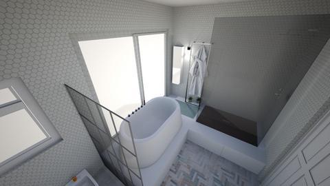 SUITE 12 BATH - Bathroom - by Veronica Pagliaro_619