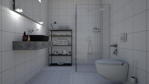 Bathroom Lights - Modern - Bathroom - by millerfam