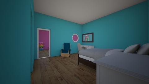 My Dream - Modern - Bedroom - by emmalane
