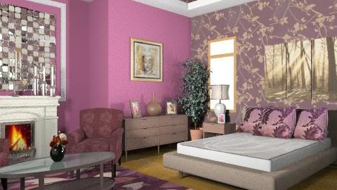 plummm - Classic - Bedroom - by Cejovic Andrijana
