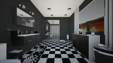 black to black - by sorangeld