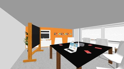 Home Staging School - Office - by ClorofillaHomeStager