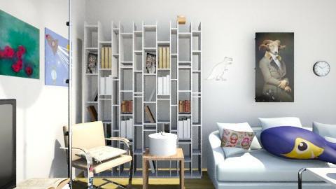 Bangs Wohnzimmer - by menkymunky