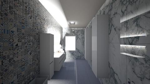 b3 - Bathroom - by lupuuandreea