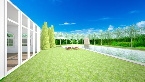 Kuzey Dream House - Garden - by violeebarco