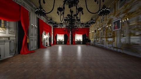 Vampire Ballroom - by SammyJPili