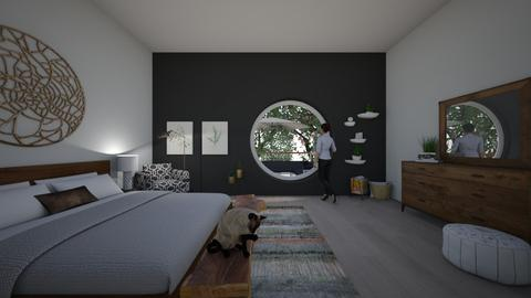 personal retreat - Bedroom - by agtdesigns2003