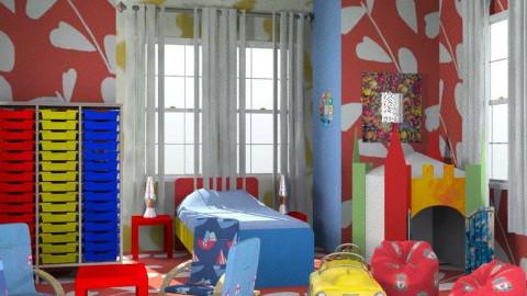 ROOM 10 - Kids room - by roshni