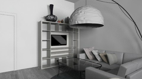 living room - Vintage - Living room - by heosua