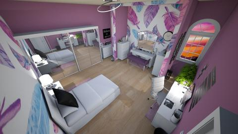 family home 179 - Modern - Bedroom - by Stavroula Chatzina