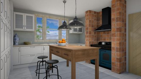 Kitchen 4 Andrea - Country - Kitchen - by 3rdfloor