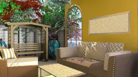 Oriental vibe - Classic - Garden - by ioanavladut7