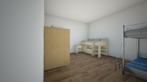 room - Kids room - by 14lknowles