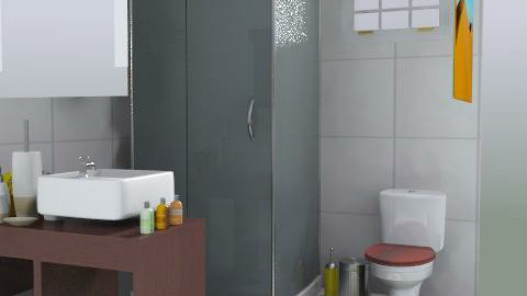 Banheiro da Mãe - Classic - Bathroom - by cacauninfa